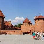 ソポト旅行3 世界遺産マルボルク城