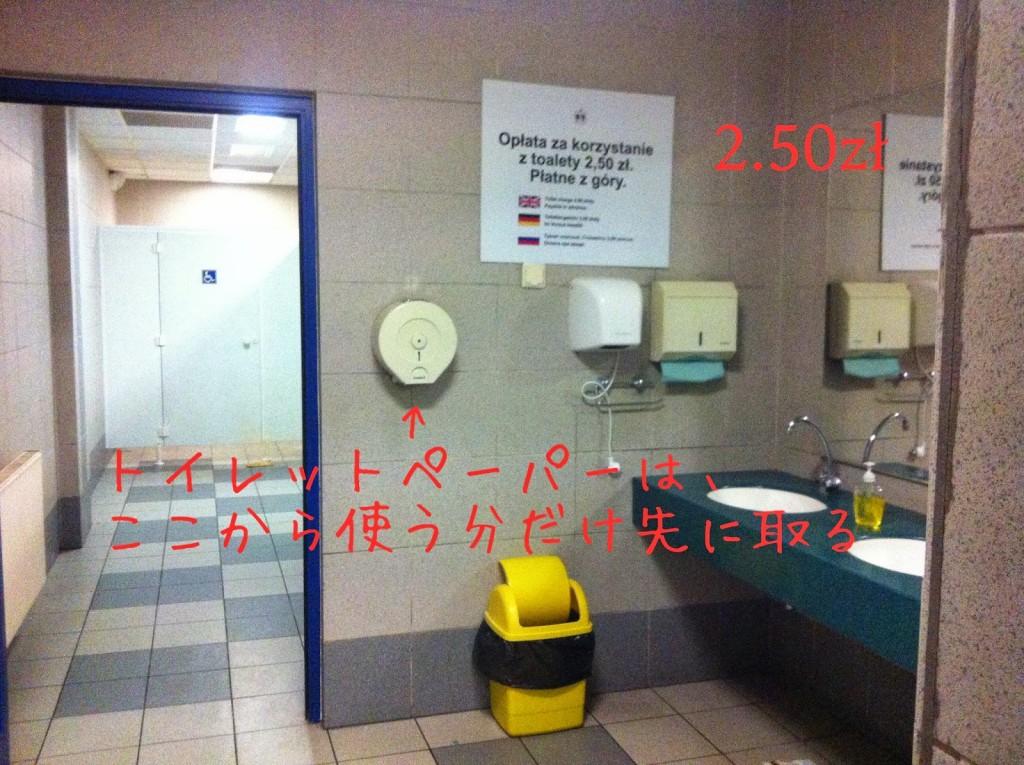 マイダネク収容所(ルブリン)行き方旧市街帰り方バストイレ
