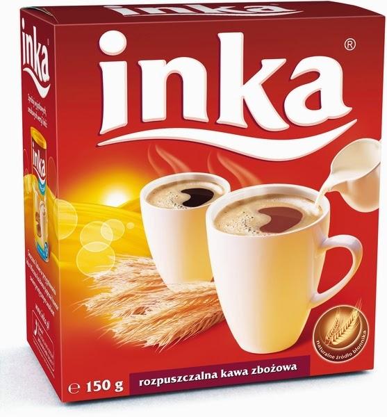 inkaインカはポーランドの穀物コーヒー!