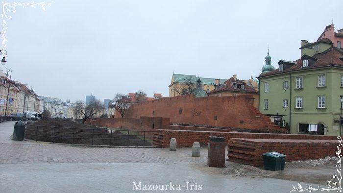 ワルシャワガイド旧市街