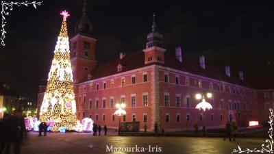 ポーランドワルシャワガイド旧市街旧王宮