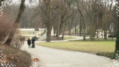 ポーランド生活ブログワルシャワワジェンキ公園