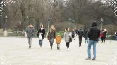 ポーランド生活ブログワルシャワワジェンキ公園観光