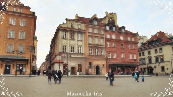 ワルシャワ観光旧市街ガイド