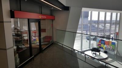 ショパン空港ワルシャワ郵便局
