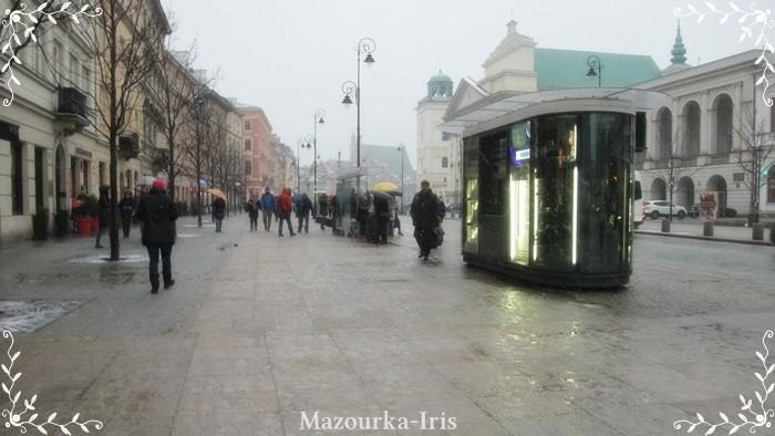 ポーランドワルシャワ旧市街観光ガイド