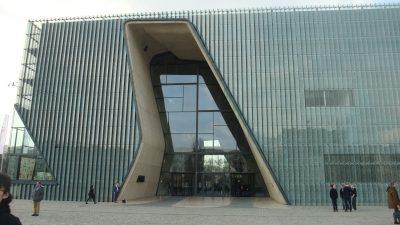 おすすめワルシャワ観光ポーランドユダヤ人歴史博物館