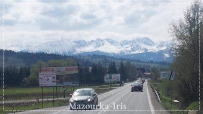クラクフからザコパネの行き方空港バス