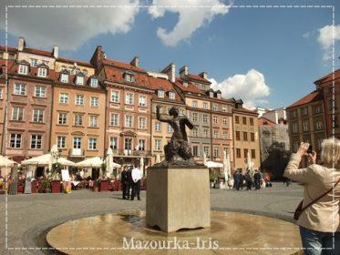 ポーランドワルシャワ観光おすすめ観光ガイド旧市街