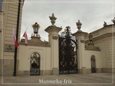 ポーランドワルシャワ観光ガイドブログショパンワジェンキ公園旧市街