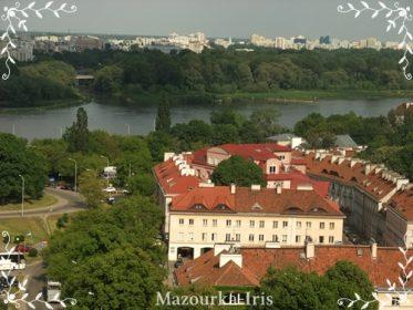 ワルシャワ観光ガイドワジェンキ公園旧市街