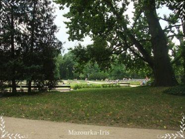 ワルシャワ観光ガイドワジェンキ公園