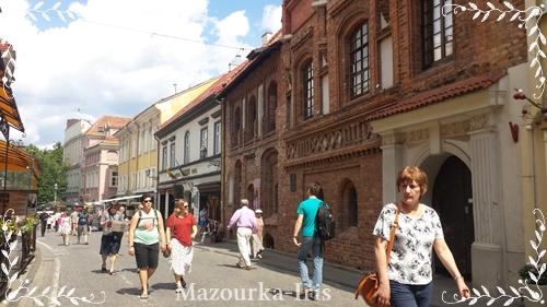 リトアニアヴィリニュスポーランド観光教会