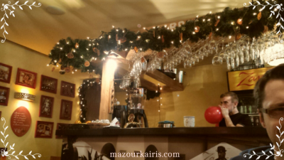 ポーランド旅行ワルシャワ観光クリスマスマーケット