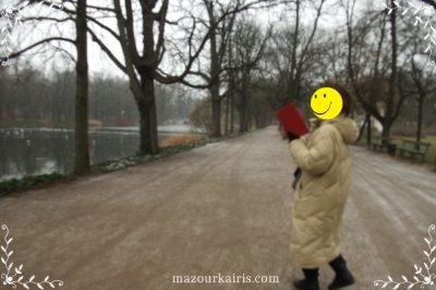 ポーランド観光ワルシャワガイドブログワジェンキ公園