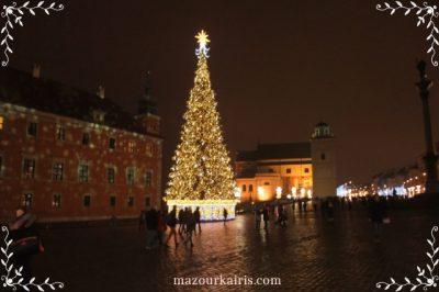 ポーランド観光ワルシャワガイドブログ旧市街