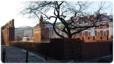 ワルシャワ旧市街バルバカン