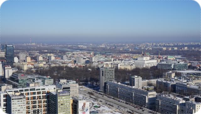 ポーランド観光個人ガイド文化科学宮殿