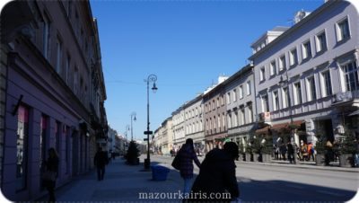 ポーランド観光個人ガイド旧市街