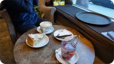 ポーランド観光個人ガイドテリメナカフェ