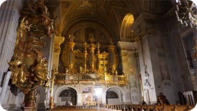 ポーランド観光個人ガイド聖アンナ教会