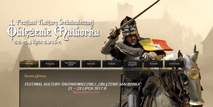 マルボルクの騎士祭り