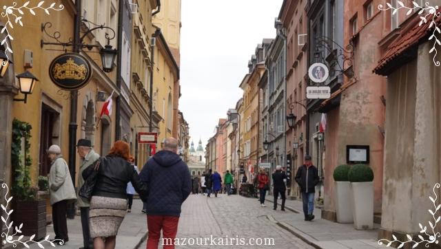ポーランドワルシャワ観光おすすめ日本語ガイド