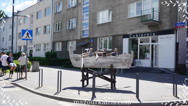 ポーランドワルシャワ観光ガイドハンドメイドマーケット