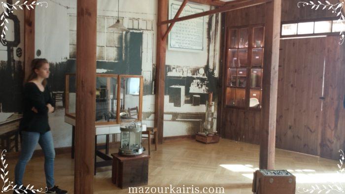 キュリー夫人博物館2017