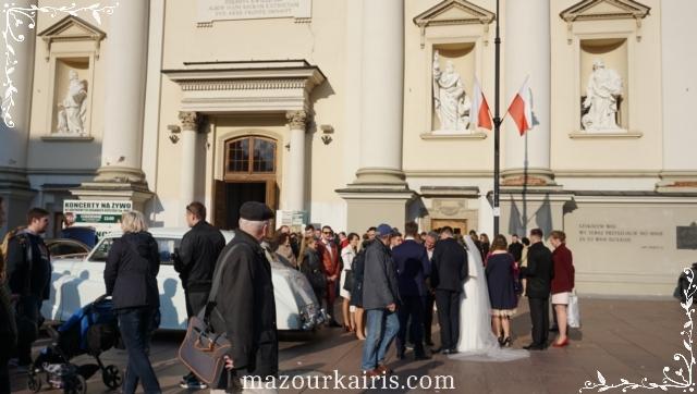 聖アンナ教会結婚式