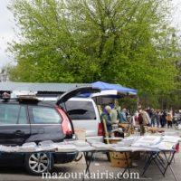 コウォのアンティークマーケット