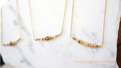 warsawjewelryポーランド琥珀ネックレス