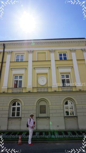 ワルシャワ旧市街おすすめ観光スポット個人ガイド