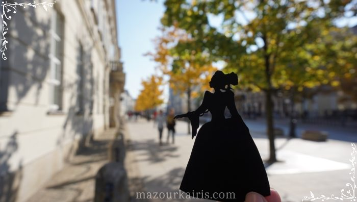ポーランドワルシャワ旧市街&ワジェンキ公園黄金の秋