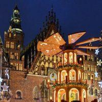 ワルシャワのクリスマスマーケット情報(2017)