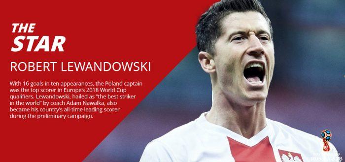 サッカーW杯日本対ポーランド