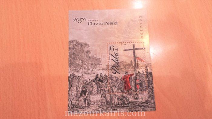 ポーランド切手